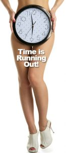Time Is Running Out Nudie Cutie (2)